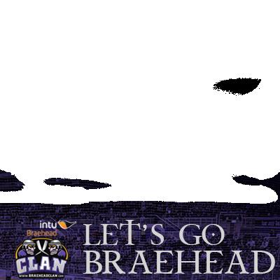 Braehead Clan Badge