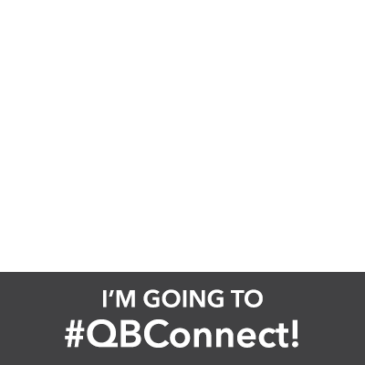 I'm Going to #QBConnect!