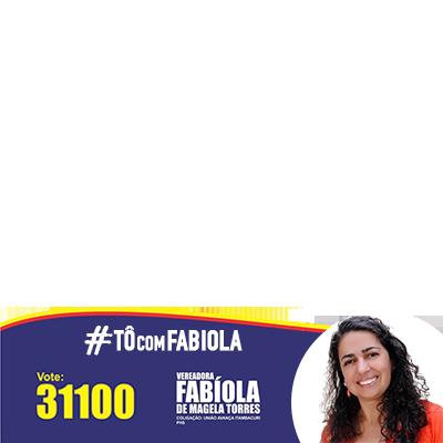 Vereadora Fabíola
