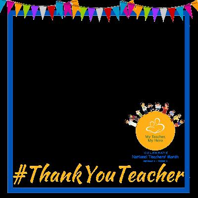 National Teachers' Month