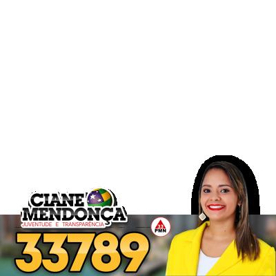 VEREADORA CIANE MEND.33789
