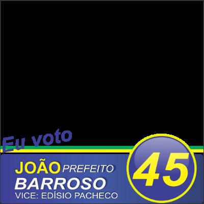 João Barroso 45 - Prefeito