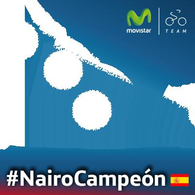 #NairoCampeón