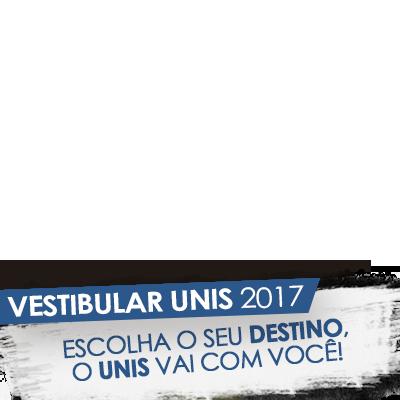 Vestibular UNIS 2017