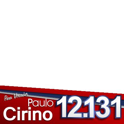 Para Vereador Paulo Cirino
