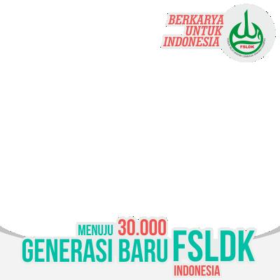 30.000 Generasi Baru FSLDK