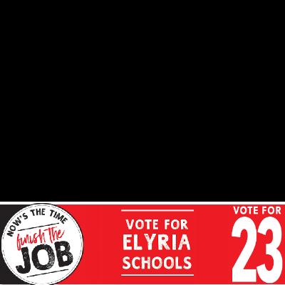 Vote For Elyria Schools