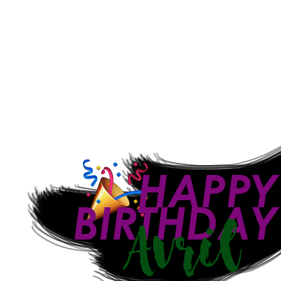 Happy Birthday Avril Lavigne