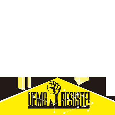 UEMG RESISTE!