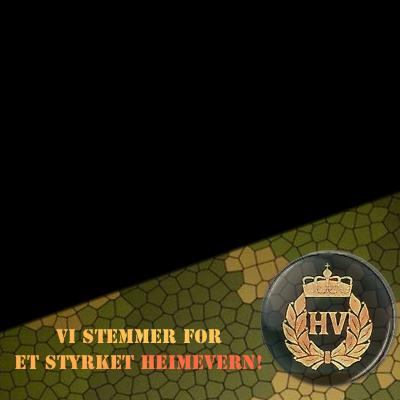 Styrk Heimevernet!