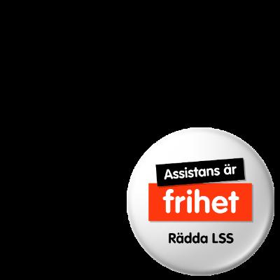 #assistansärfrihet #räddalss