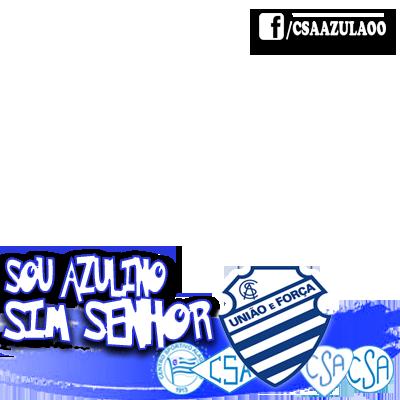 AZULINO SIM SENHOR