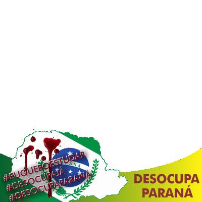 Desocupa Paraná
