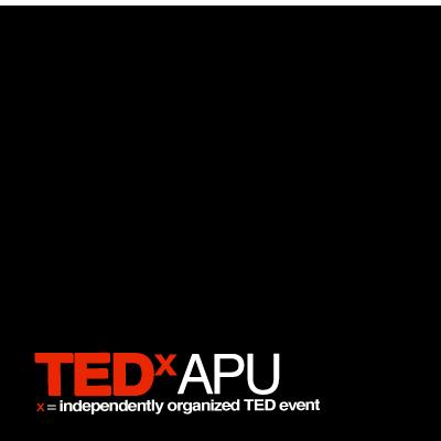 TEDxAPU 2016
