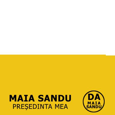 Maia Sandu - Președinta Mea