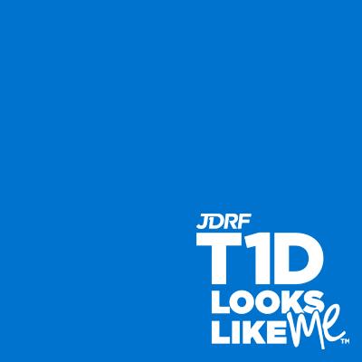 #T1DLooksLikeMe