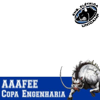 AAAFEE na Copa Engenharia