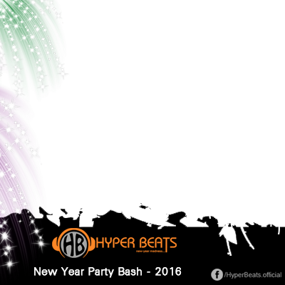 New Year Party Bash - 2016