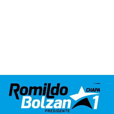 Romildo Bolzan - Chapa 1