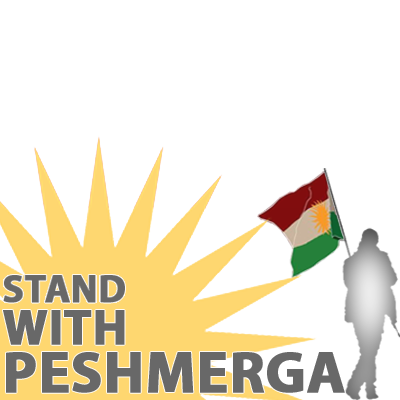 Stand with Peshmerga