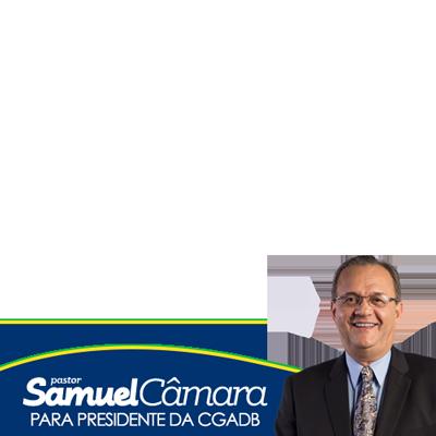 Pr. Samuel Câmara CGADB 01