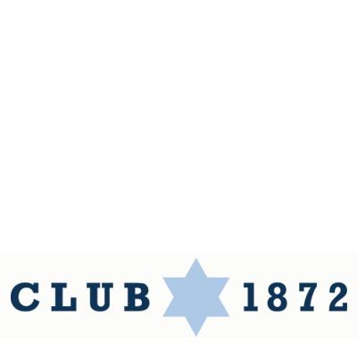Club 1872 - Banner