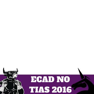 ECAD no Tias 2016!