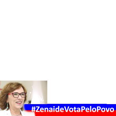 #ZenaideVotaPeloPovo