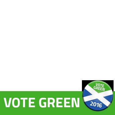 #VoteGreen2016