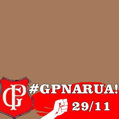 #GPNARUA!
