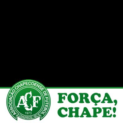 #ForçaChape!