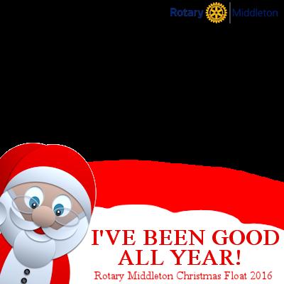 Christmas Float 2016