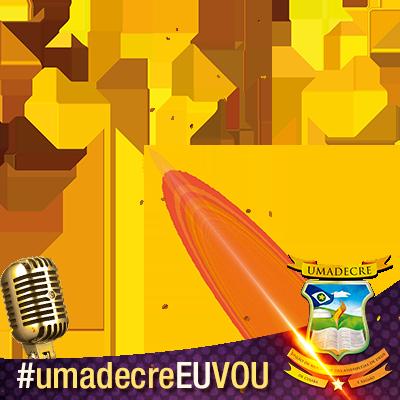 #umadecreEUVOU