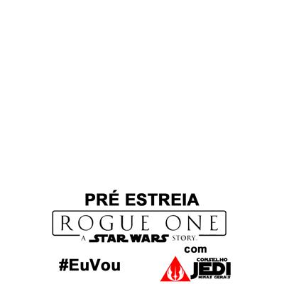 Rogue One #EuVouComCJMG