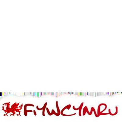 #fiywcymru