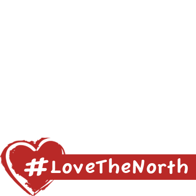 #LoveTheNorth