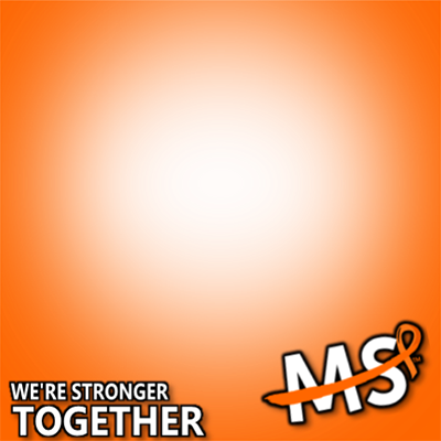 Multiple Sclerosis (MS) - Support Campaign | Twibbon