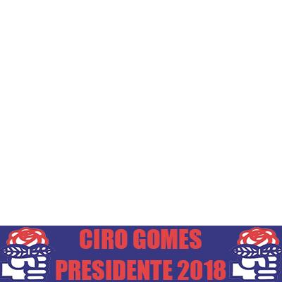 Ciro Gomes 2018