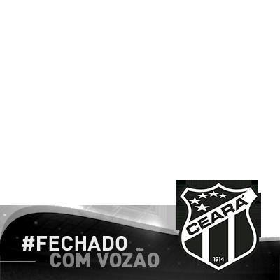 #FechadoComVozão