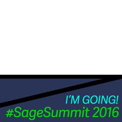 #SageSummit 2016