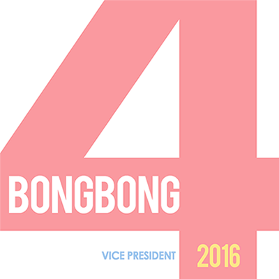 Bongbong Marcos for VP 2016