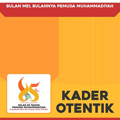 85 Tahun Pemuda Muhammadiyah