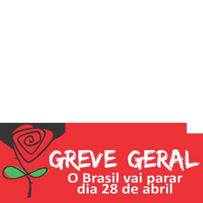 Greve Geral - 28 de abril