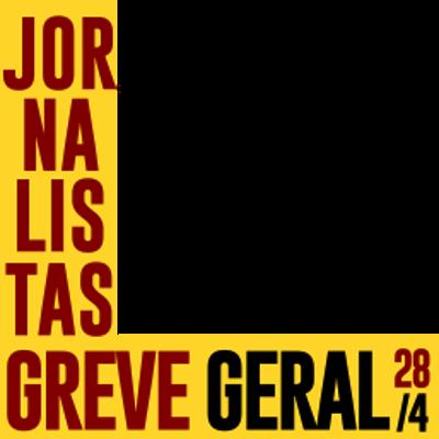Greve Geral - Jornalistas