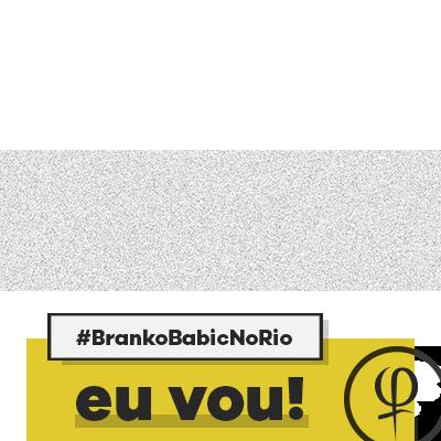 Branko Babic no Rio!