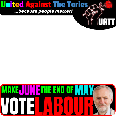 May Must Go- Vote Labour!