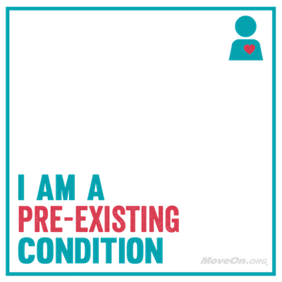 I am a preexisting condition