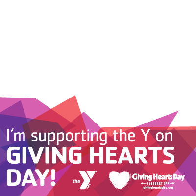 Giving Hearts Day at the Y