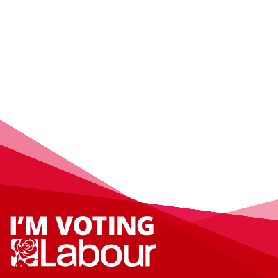 Vote Labour on 8 June