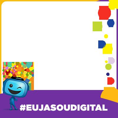 #eujasoudigital